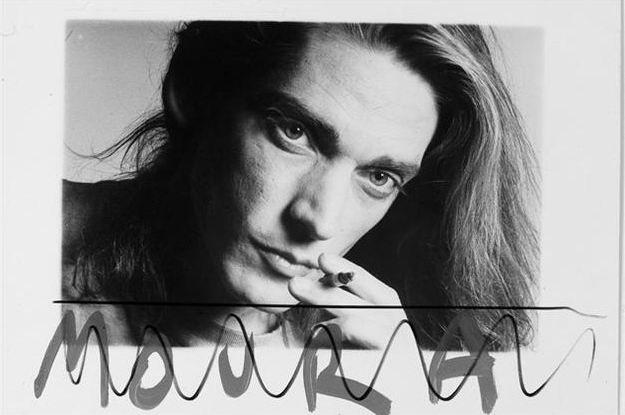Federico Moura, 1988 (Esta fue la última foto que le saqué a Federico. Ya se sabía que tenía algo. Hicimos la sesión y no hablamos)