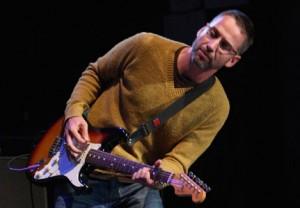 Stone Gossard, guitarrista de Pearl Jam.