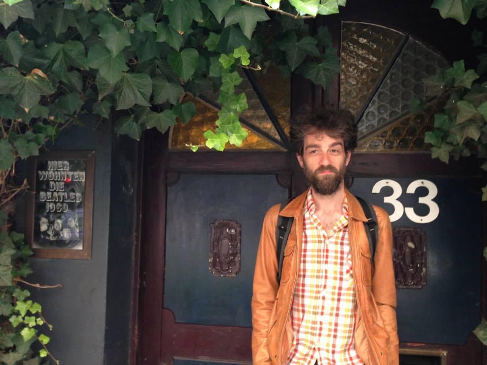 Pablo Dacal en Hamburgo donde la paso mejor que en Londres.
