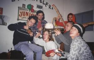 La Cartelera 15 años atrás.