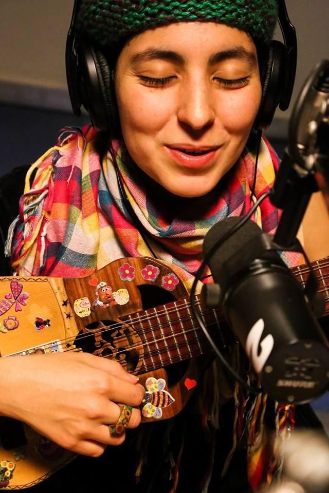 Sofía Viola por Manuel Bomheker.