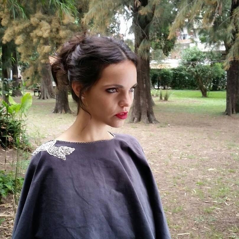 Loli Molina por Dana Podstudensek